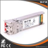 Kompatible Duplex-LC Baugruppe des SFP-10G-ER Faser-Optiklautsprecherempfänger-10GBASE-ER 1550nm 40km