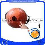 De Goederen van de Sport van de Apparatuur van de Fitness van de Gymnastiek van de heet-verkoop passen Ballen van het Water van pvc van het Huishouden van het Gewicht de Kleurrijke Verkoop aan