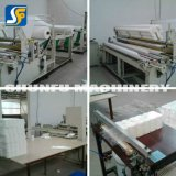 Machine de rebobinage pour le tissu de papier de la découpeuse Rewinder/de roulis enorme faisant le matériel