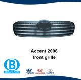 Fábrica das partes do corpo da grade dianteira do acento 2006 de Hyundai auto de China 86360-1e011