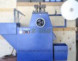 Sequin-lochende Maschine für die Stickereisequin-Herstellung