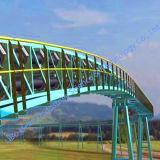 Strumentazione curva interurbana alta tecnologia di movimentazione dei materiali