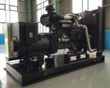 De beroemde Chinese Reeksen van de Generator van Shanghai van het Merk Diesel250kVA/200kw Genset