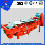 鉱山または石炭または材料の企業を待つためのBtk-12シリーズ鉄の磁気分離器