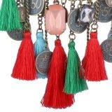 Monili di modo della collana del Choker di istruzione delle nappe di Jewellry
