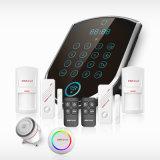 Alarm aan GSM van de Huisvesting het 2016 Geavanceerde Systeem van het Alarm voor de Veiligheid die van het Huis het Binnen/OpenluchtSysteem van het Alarm van de Sirene controleren