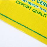 Высокое качество PP тканый мешок риса-сырца используется в сельском хозяйстве