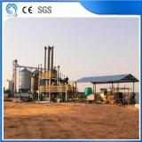 Syngas Pflanzenhölzernes Reis-Hülse-Vergasung-Kraftwerk