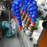 Mini-tuyau PVC en plastique de l'eau de l'électricité Tube Making Machine de l'extrudeuse