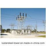 110kv de Toren van de Transmissie van de Macht van de hoogspanning