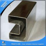 304 tubo scanalato dell'acciaio inossidabile 304L 316 316L 321