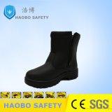 Промышленные Зимняя обувь из натуральной кожи с полиуретановая подошва
