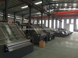 カートンの包装機械の中国の段ボールフルートのラミネータ機械
