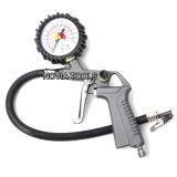 圧力計Tg7が付いている銃を膨脹させる容易な操作の自動タイヤ