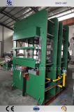 Grandes bases de borracha de tipo de máquina de vulcanização com alta eficiência de trabalho