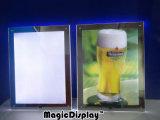 Framelessの魔法ミラーのライトボックス(MDMMF)