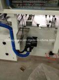 O controle do computador de inspecionar e máquina de Enrolamento