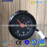 最もよい品質の調整装置のアクセサリのガスの圧力計の工場価格