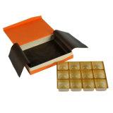 عامة يطبع شوكولاطة [جفت بوإكس] مغنطيسيّة ورق مقوّى [ببر بوإكس] طعام شوكولاطة يعبّئ صندوق
