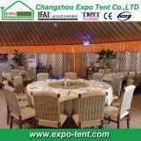 Tente de yourte de bambou en plein air pour fête et mariage