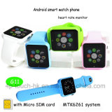 Appareil photo étanche Bluetooth Smart regarder avec remise en forme Tracker G11