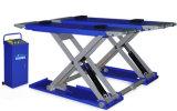 Faible hauteur plateforme élévatrice mobile de l'équipement de garage