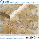 1220*2440*18 mm OSB (Oriented Strand Board) para revestimientos de techo