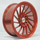 Carro de tamanho todos os aros das rodas de alumínio