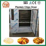 Le séchage de fruits de la machine industrielle de la banane plantain Chips sécheur