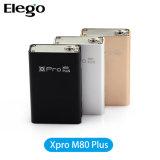 E-Cigarrillo de la MOD de la caja de Smok Xpro M80 de la capacidad grande 4400mAh