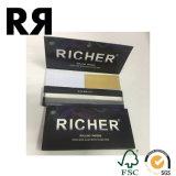 Magnetisches ungebleichtes Hanf-Zigarettenpapier Soem
