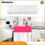 Un design moderne de couleur rose lavable en 3D de la salle de séjour le papier peint, fond d'écran 3D haute qualité pour la décoration d'accueil