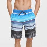 Homens Quick-Dry Boardshort calções de praia nadar Troncos Calça casual