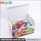 8*10cm Magic Surprise Jumbo oeuf de dinosaure de l'éclosion de plus en plus des jouets