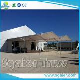 Алюминиевая ферменная конструкция согласия ферменной конструкции плоской крыши используемая для широкомасштабного представления