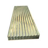 La norme ASTM A653 G90 Gi feuille de tôle ondulée en acier galvanisé