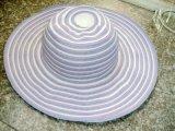 Sombrero del sombrero de ala de la paja de los niños tropicales de la manera para el verano