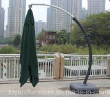 Best Quality Royal Garden Outdoor Patio Poolside Parasol with 360 Dgree Control 350*350cm Size