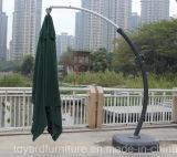 Parasol al aire libre del Poolside del patio del mejor jardín real de la calidad con 360 talla del control 350*350cm de Dgree
