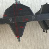 Rubber Spoor voor Robot/Sneeuwscooter/Rolstoel 165*64.5*36