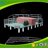 Клеть свиньи клеток оборудования свиньи гальванизированная порося