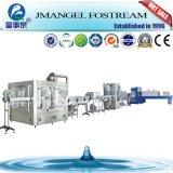 Completa rotatorio automático de botellas de PET de agua mineral de enjuagado, llenado y lavado Máquina que capsula