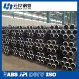Tubo de acero redondo de carbón para el tubo de caldera