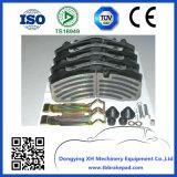 Rilievi di freno del camion del disco del Simi-Metallo Wva29087 di alta qualità