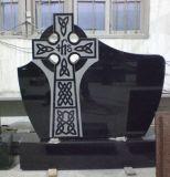 Granito e mármore Anjo Monumento Tombstone Headstone para Cemetery Estátua