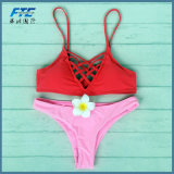 Swimsuit Swimwear Бикини способа самой последней сексуальной девушки Handmade