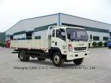 Carro de volquete de la serie de Sinotruk Homan H3 pequeño/carro de descargador/carro del cargo/carro ligero del vaciado