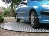 Carro de Carga Pesada da Plataforma de Exibição de girar a mesa giratória