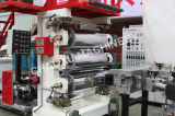 Cadena de producción plástica de la protuberancia de la hoja de la alta PC de los componentes máquina