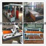 Hölzerne Tür-maschinelle Herstellung-Zeile/Furnierholz-Produktionszweig/Furnierholz-Maschine
